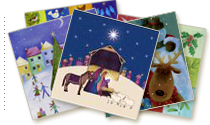 IDDT Christmas Cards